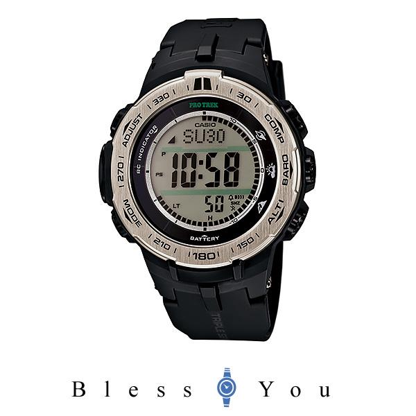 CASIO PROTREK カシオ プロトレック ソーラー電波 高度計 メンズ 腕時計 PRW-3100-1JF 40,0