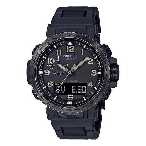 CASIO PRO TREK カシオ ソーラー電波 腕時計 メンズ プロトレック 2019年10月新作 クライマーライン PRW-50FC-1JF 74,0