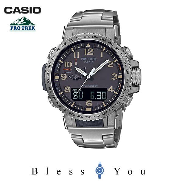 CASIO PRO TREK カシオ ソーラー電波 腕時計 メンズ プロトレック 2019年6月新作 クライマーライン PRW-50T-7AJF 64,0