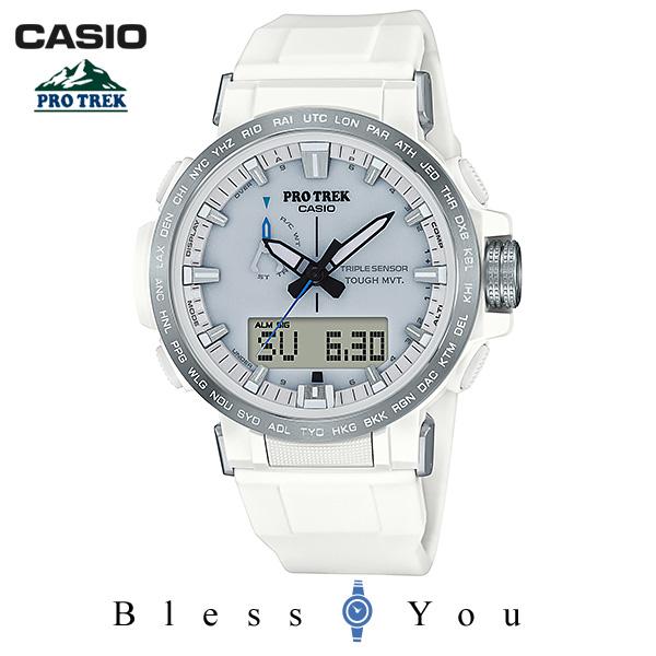CASIO PROTREK カシオ 腕時計 メンズ プロトレック 2018年5月新作 PRW-60-7AJF 52,0