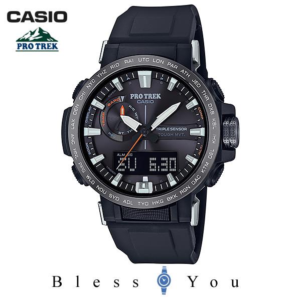 CASIO PROTREK カシオ 腕時計 メンズ プロトレック 2018年5月新作 PRW-60Y-1AJF 54,0