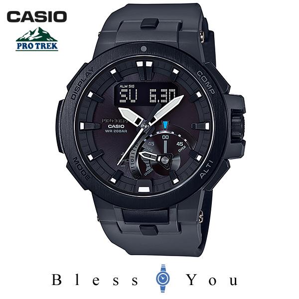 CASIO PRO TREK カシオ ソーラー電波 腕時計 メンズ プロトレック PRW-7000-8JF 82,0