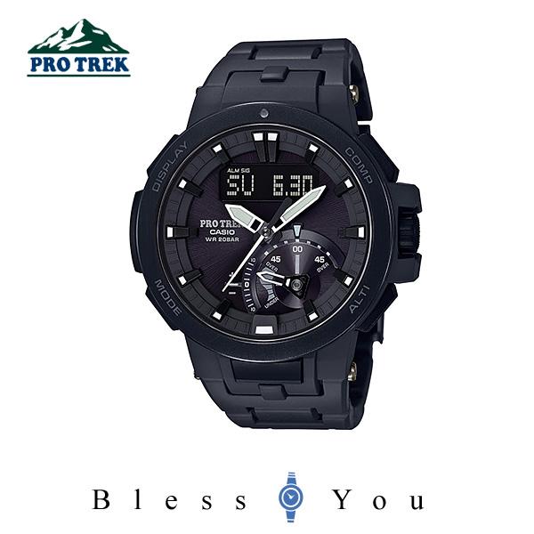 CASIO PRO TREK カシオ ソーラー電波 腕時計 メンズ プロトレック PRW-7000FC-1BJF 90,0