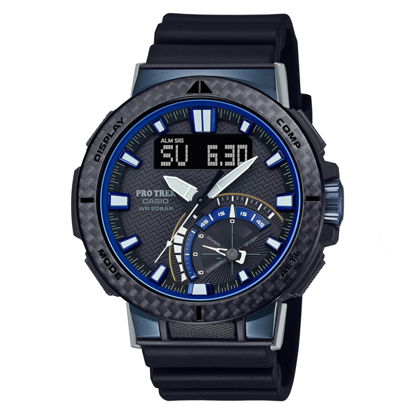 CASIO PRO TREK カシオ 電波ソーラー 腕時計 メンズ プロトレック 2021年10月 PRW-73X-1JF 85,0