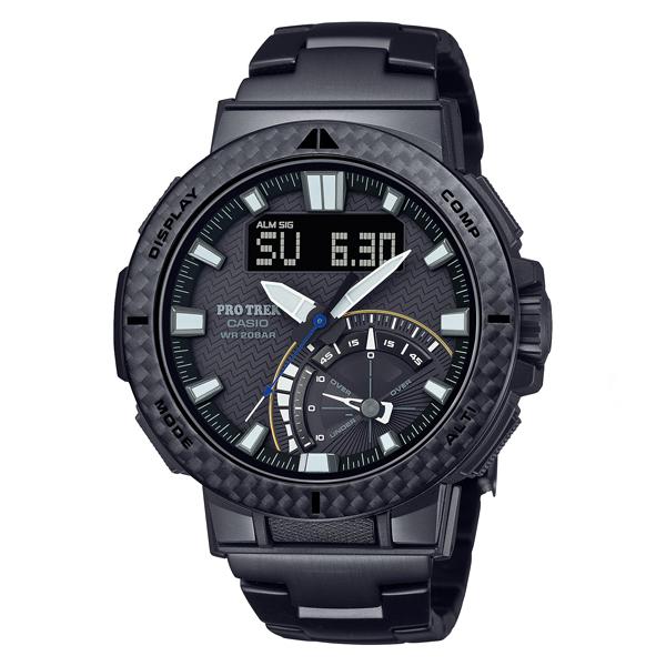 CASIO PRO TREK カシオ 電波ソーラー 腕時計 メンズ プロトレック 2021年10月 PRW-73XT-1JF 105,0