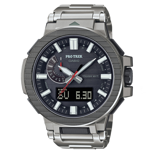 CASIO PROTREK マナスル カシオ 腕時計 メンズ プロトレック 2021年10月 PRX-8001YT-7JF 180,0