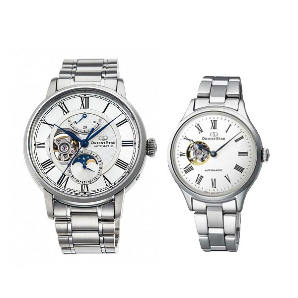 ORIENT STAR ペアウォッチ オリエントスター 機械式時計 RK-AM0005S-RK-ND0002
