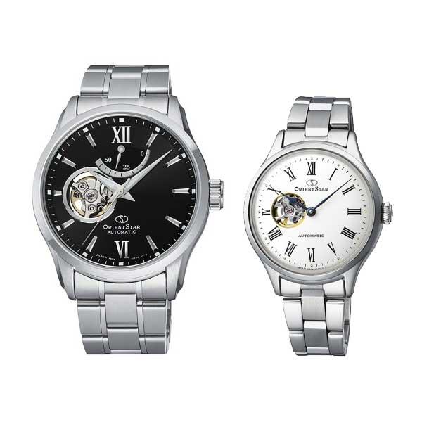 ペアウォッチ オリエントスター ペアウォッチ 機械式時計 RK-AT0001B-RK-ND0002S 116,0
