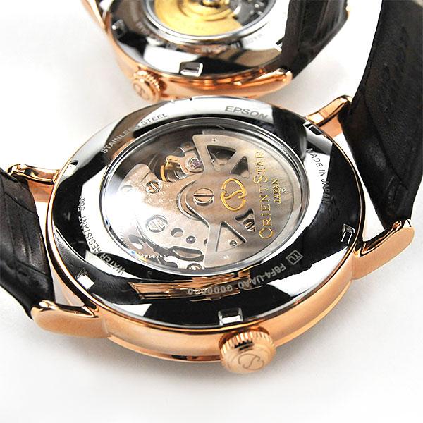 オリエントスター 機械式時計 brown皮革 クラシック RK-AV0001S-RK-ND0003S 126,0