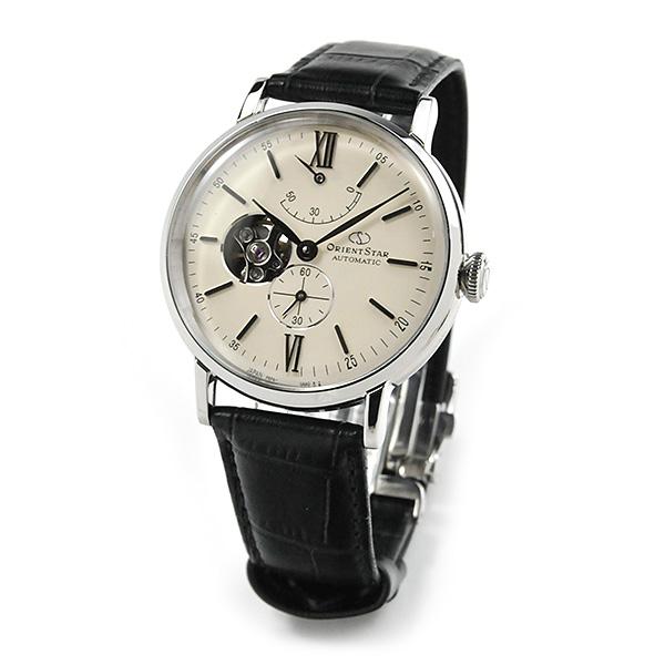 オリエントスター ペアウォッチ 機械式時計 brown皮革 RK-AV0002S-RK-ND0004S 126,0