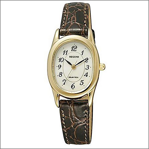 シチズン レグノ レディース 腕時計 ソーラーテック RL26-2091C 10,0