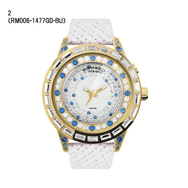 ROMAGO DESIGN ロマゴ デザイン 腕時計 メンズ レディース ユニセックス  ダズル RM006 27,0
