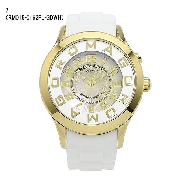 ROMAGO DESIGN ロマゴ デザイン 腕時計 メンズ レディース ユニセックス  アトラクション RM015-0162PL 19,0