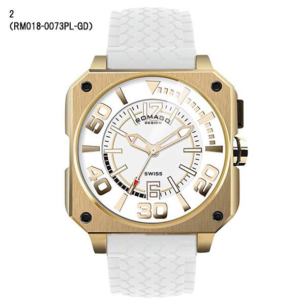 ROMAGO DESIGN ロマゴ デザイン 腕時計 メンズ レディース ユニセックス  クール RM018 25,0