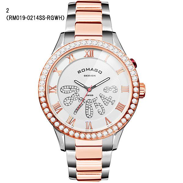 ROMAGO DESIGN ロマゴ デザイン 腕時計 メンズ レディース ユニセックス  ラグジュアリー RM019 27,0