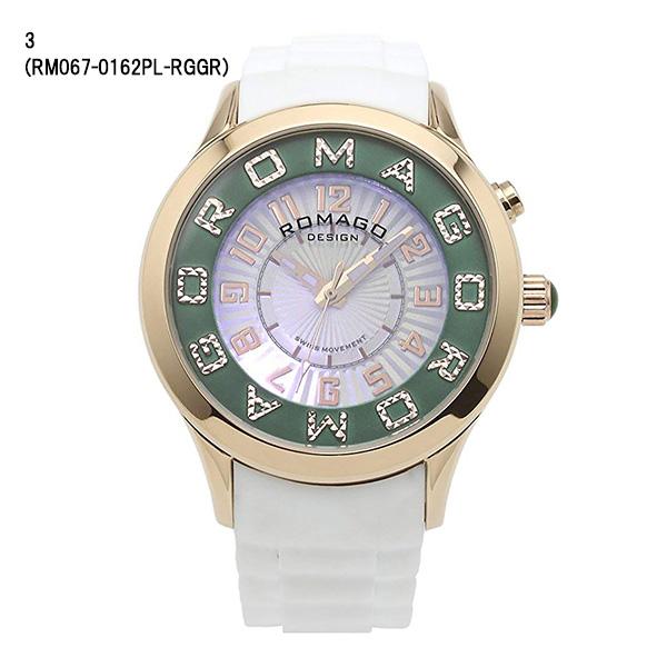 ROMAGO DESIGN ロマゴ デザイン 腕時計 メンズ レディース ユニセックス  アトラクション RM067-0162PL 19,0