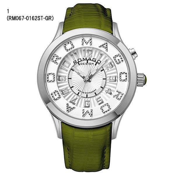 ROMAGO DESIGN ロマゴ デザイン 腕時計 レディース  アトラクション RM067-0162ST 20,0