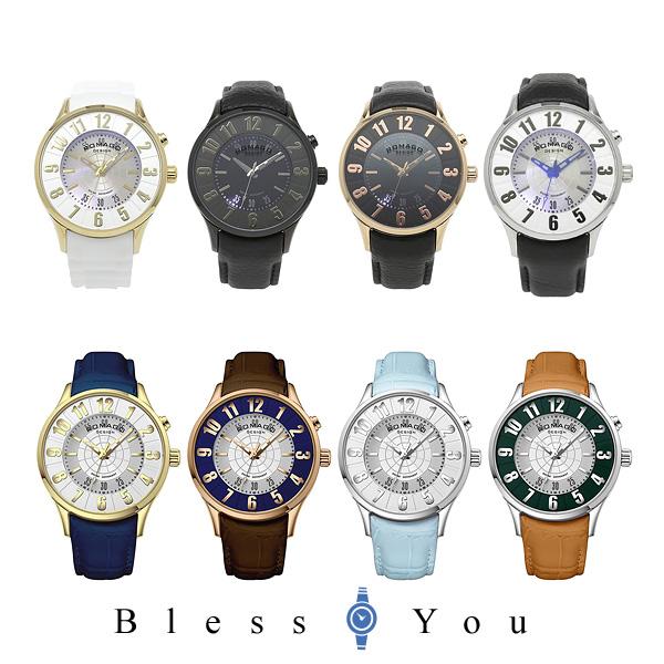 ROMAGO DESIGN ロマゴ デザイン 腕時計 レディース  ヌメレーション RM068 19,0
