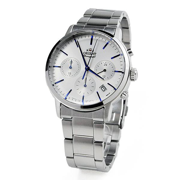 オリエント ペアウォッチ 腕時計 RN-KV0302S-RN-WG0007A