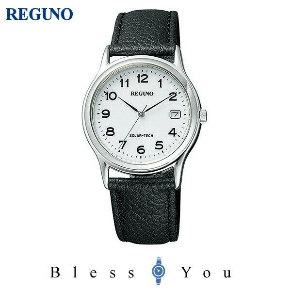 シチズン レグノ メンズ 腕時計 ソーラーテック電波時計 スタンダード 新品お取り寄せ RS25-0033B 5,5