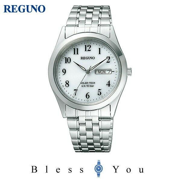 シチズン レグノ メンズ 腕時計 ソーラーテック スタンダード 新品お取り寄せ RS25-0051B 10,0
