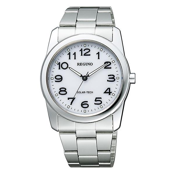 シチズン レグノ メンズ 腕時計 ソーラーテック ペアモデル 新品お取り寄せ RS25-0053B 11,0