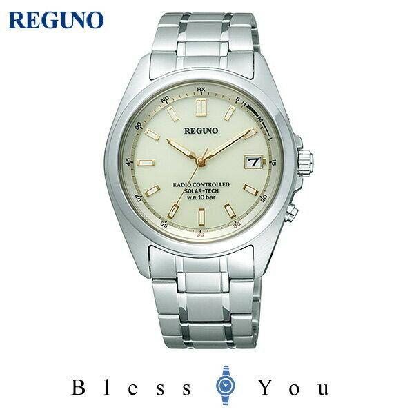 シチズン レグノ メンズ 腕時計 ソーラーテック 電波時計 RS25-0341H 20,0