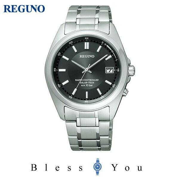 シチズン レグノ メンズ 腕時計 ソーラーテック電波時計 ペアモデル 新品お取り寄せ KL7-019-10 18,0