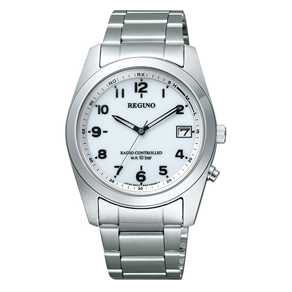 シチズン レグノ メンズ 腕時計 ソーラーテック ペアモデル 新品お取り寄せ RS25-0033B 5,5