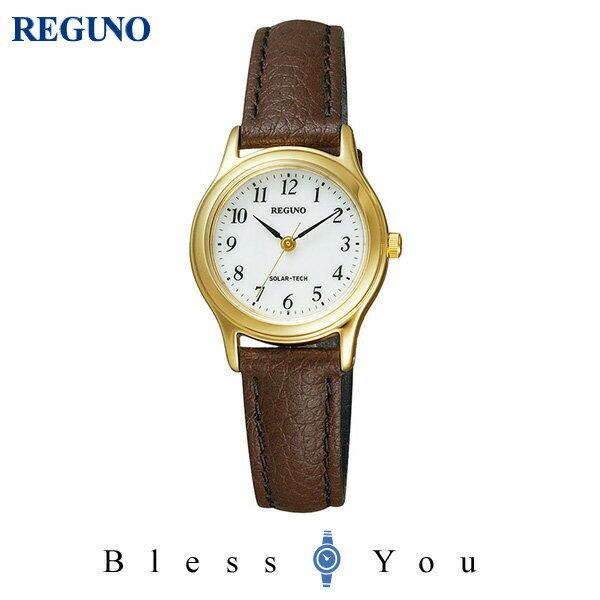シチズン レグノ レディース 腕時計 ソーラーテック RS26-0031C 5,5