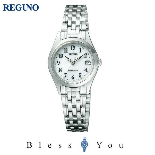 シチズン レグノ レディース 腕時計 ソーラーテック RS26-0051A 10,0