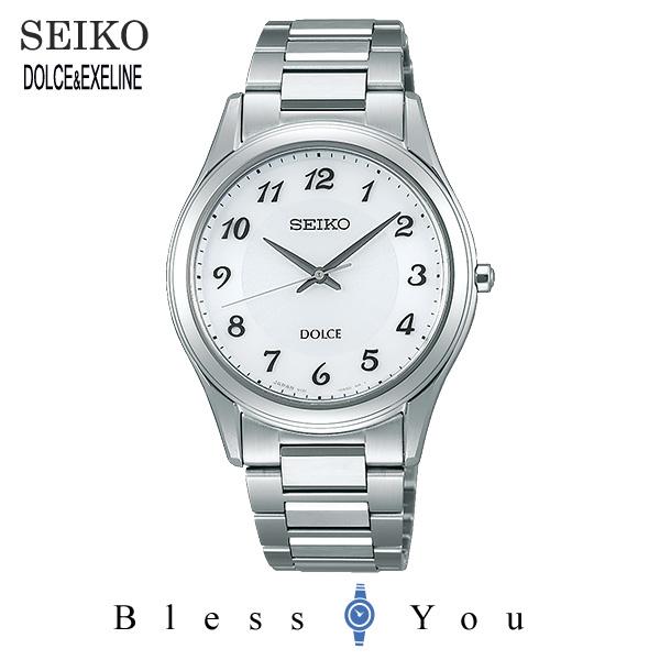 2017年10月 セイコー ソーラー 腕時計 メンズ ドルチェ SEIKO DOLCE ペアモデル SADL013 50,0