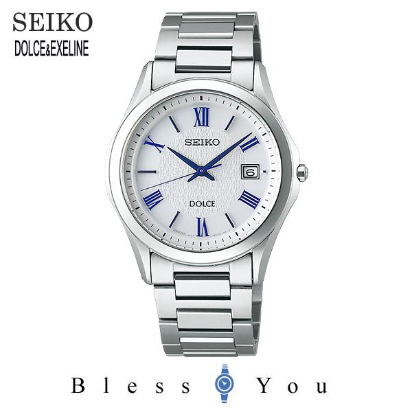 ソーラー セイコー ドルチェ メンズ 腕時計 SADM007 新品お取り寄せ 75,0
