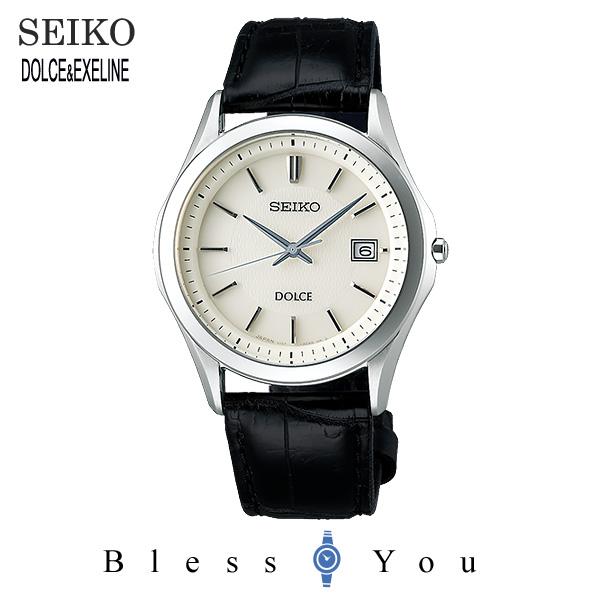 ソーラー セイコー ドルチェ メンズ 腕時計 SADM009 新品お取り寄せ 75,0