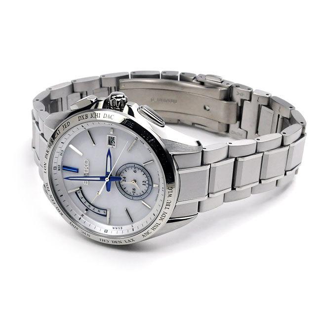 ペアウォッチ セイコー 腕時計 ソーラー電波 ブライツ&ルキア SEIKO BRIGHTZ LUKIA SAGA229-SSQV020