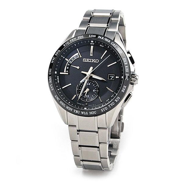 SEIKO セイコー ブライツ & ルキア ペアウォッチ 腕時計 ソーラー電波 SAGA233-SSVW116 165,0