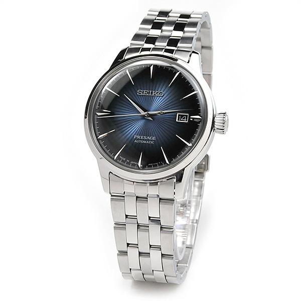 セイコー メカニカル ペアウォッチ 腕時計 プレザージュ SARY123-SRRY027 92,0 11new