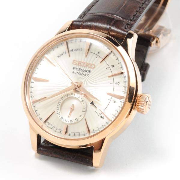 セイコー プレザージュ メカニカル 腕時計 メンズ SARY132 64,0