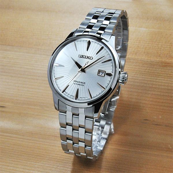 セイコー プレザージュ ペアウォッチ メカニカル 腕時計 SARY137-SRRY028