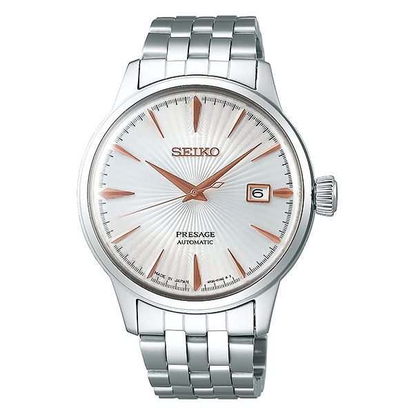SEIKO PRESAGE セイコー メカニカル 腕時計 メンズ プレザージュ カクテルタイム SARY137 47,0