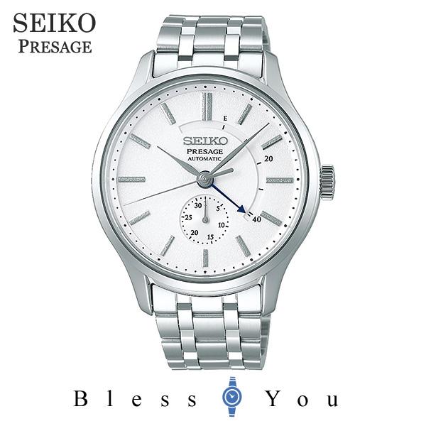 SEIKO PRESAGE セイコー メカニカル 腕時計 メンズ プレザージュ ベーシックライン 2019年7月 SARY143 70,0