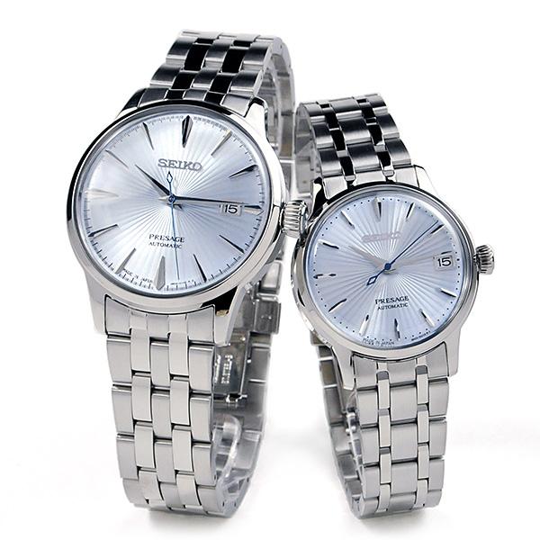 ペアウォッチ セイコー メカニカル 腕時計 プレザージュ SARY161-SRRY041 92,0
