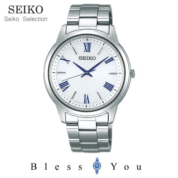SEIKO SELECTION セイコー ソーラー 腕時計 メンズ セイコーセレクション SBPL007 25,0