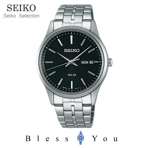 ソーラー セイコーセレクション スピリット メンズ 腕時計 SBPX069 26,0 新品お取寄品