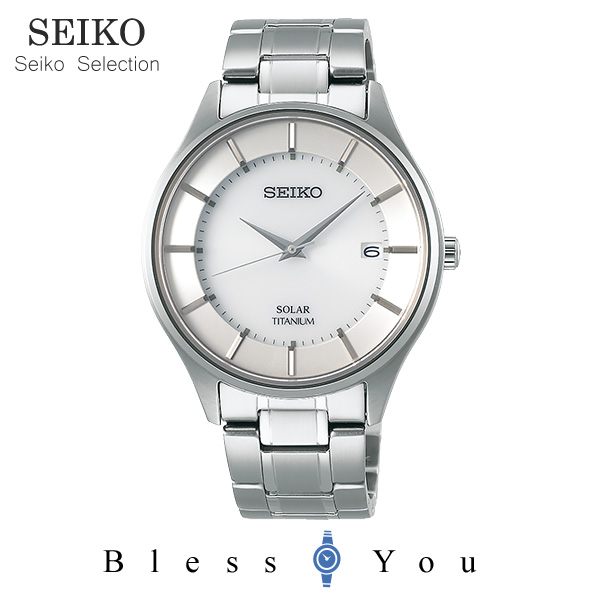 ソーラー セイコーセレクション スピリット メンズ 腕時計 SBPX101 30,0 新品お取寄品
