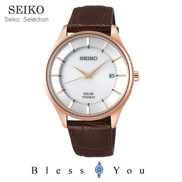 ソーラー セイコーセレクション スピリット メンズ 腕時計 SBPX106 30,0 新品お取寄品