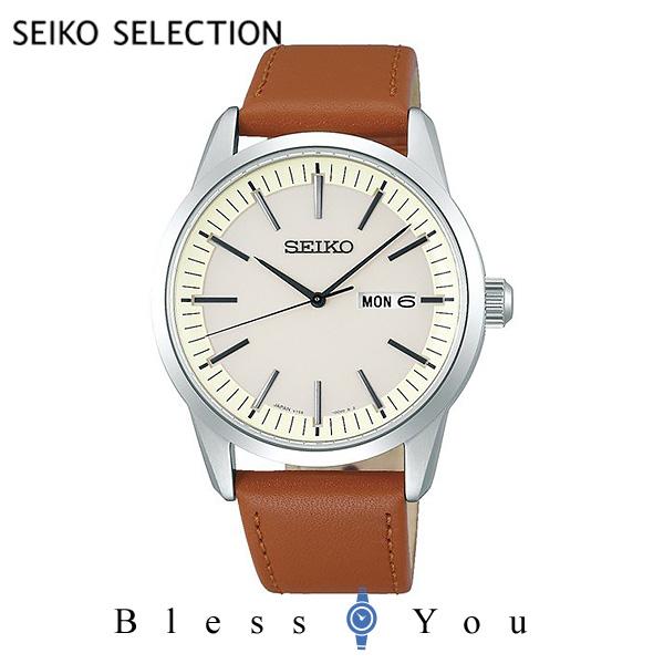 SEIKO SELECTION ソーラー 腕時計 メンズ セイコーセレクション 2019年9月 流通限定商品 SBPX125 24,0