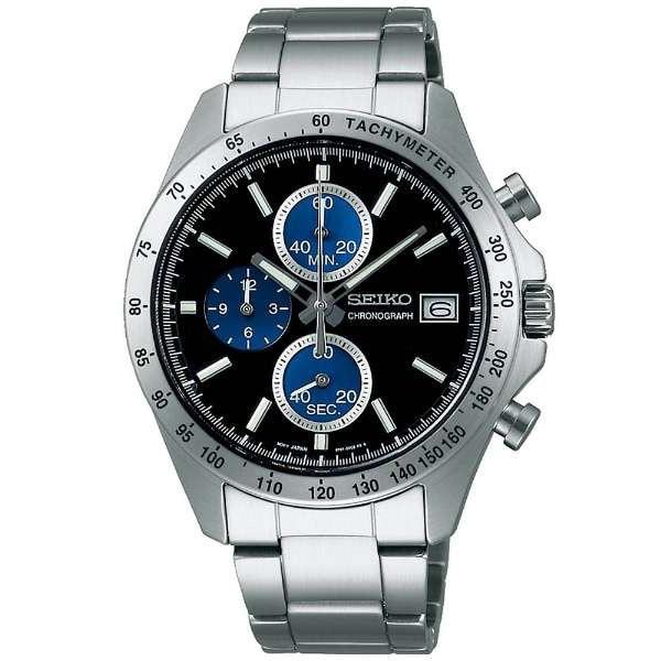 セイコー 腕時計 メンズ セイコーセレクション SBTR003 クロノグラフ 30,0