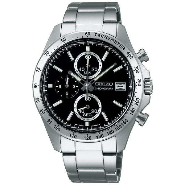 セイコー 腕時計 メンズ セイコーセレクション SBTR005 クロノグラフ 30,0