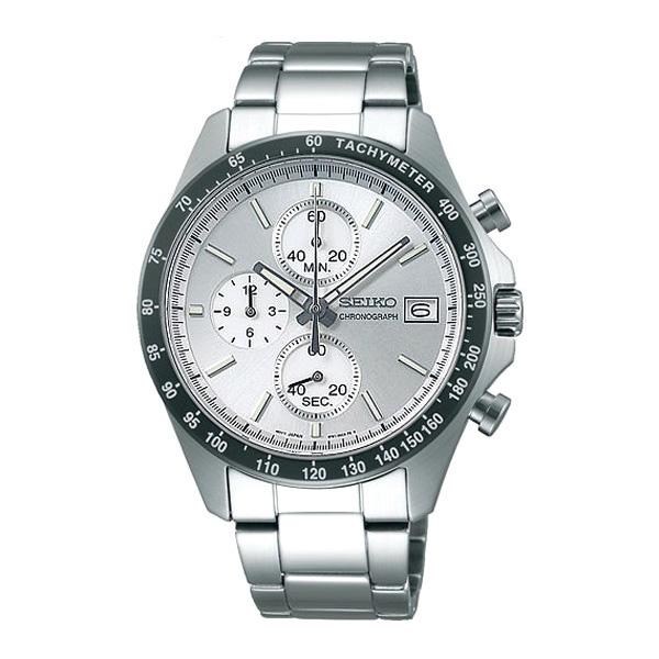 セイコー 腕時計 メンズ セイコーセレクション SBTR007 クロノグラフ 30,0
